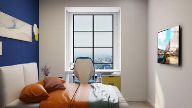 15-20万80平米美式风格卧室装修案例