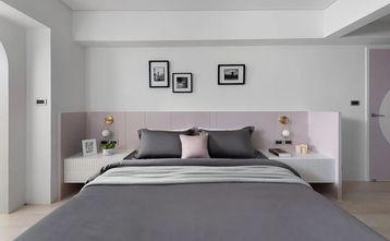120平米三北欧风格卧室装修案例