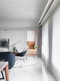70平米公寓北欧风格走廊装修效果图
