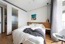 豪华型110平米三室两厅北欧风格卧室装修效果图