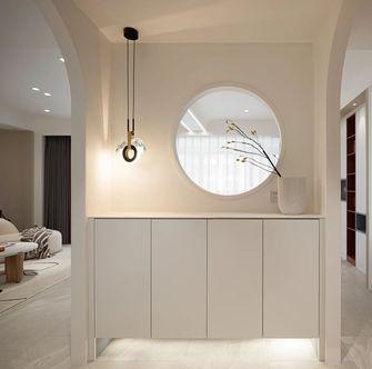 110平米三室一厅现代简约风格玄关图