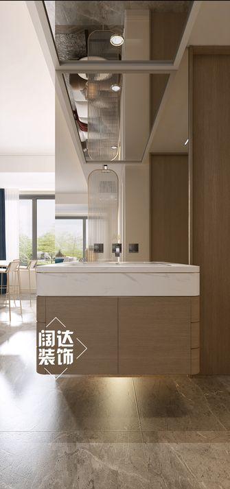 豪华型140平米复式轻奢风格玄关图片