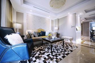 10-15万60平米公寓欧式风格客厅效果图