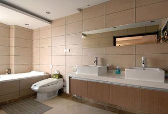 10-15万110平米三室一厅欧式风格卫生间装修案例