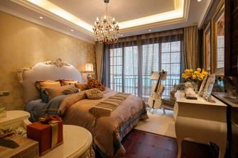 豪华型140平米四室两厅新古典风格卧室图片