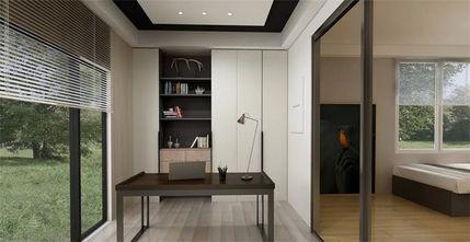 10-15万三室两厅现代简约风格阳台欣赏图