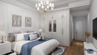 15-20万90平米三欧式风格卧室装修案例