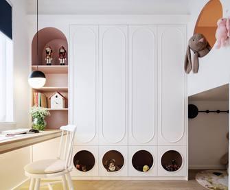 80平米三室两厅日式风格青少年房装修效果图