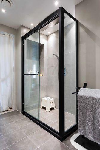 10-15万80平米一室两厅现代简约风格卫生间效果图