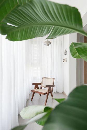 富裕型120平米四室两厅北欧风格阳台图片