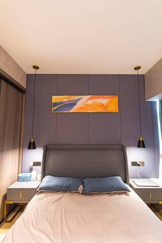 富裕型90平米公寓轻奢风格卧室效果图