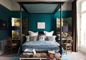 15-20万公寓美式风格卧室装修效果图