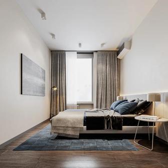 豪华型140平米四室两厅现代简约风格卧室设计图