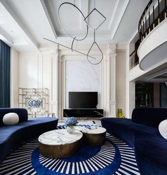 豪华型140平米四北欧风格客厅图片大全