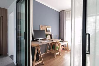 经济型100平米北欧风格书房设计图