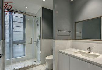 富裕型120平米三室两厅北欧风格卫生间效果图