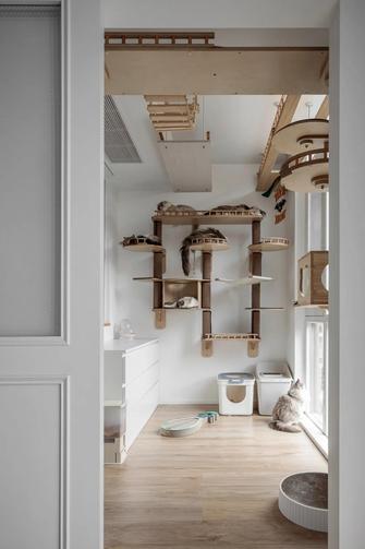 130平米三室两厅现代简约风格其他区域图片大全
