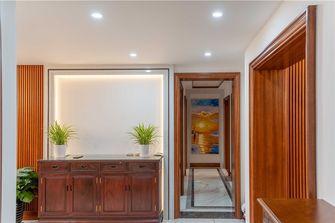 豪华型140平米三室两厅中式风格玄关图片大全