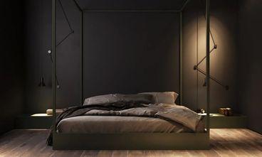 60平米一室一厅轻奢风格卧室装修效果图
