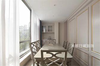 140平米美式风格客厅装修图片大全