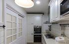 富裕型110平米三北欧风格厨房欣赏图