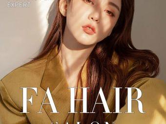 FA hair salon(高新店)
