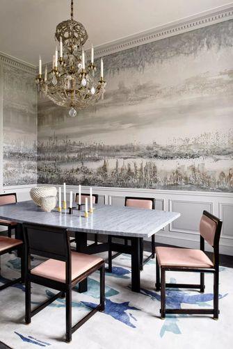 5-10万90平米法式风格餐厅欣赏图