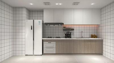 15-20万80平米三室一厅现代简约风格厨房装修图片大全
