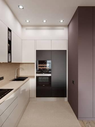 富裕型140平米四混搭风格厨房图片