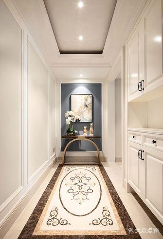 20万以上140平米复式美式风格客厅设计图