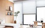 富裕型80平米日式风格书房装修案例