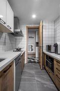 120平米四室一厅北欧风格厨房装修效果图