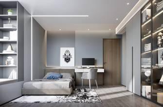 豪华型140平米三室两厅中式风格青少年房欣赏图