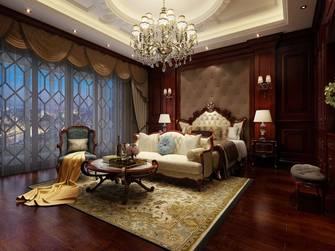 20万以上140平米复式中式风格卧室图片大全