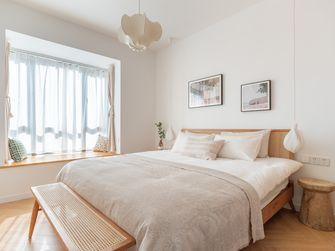 经济型70平米日式风格卧室设计图