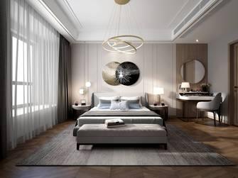 20万以上140平米别墅现代简约风格卧室装修效果图
