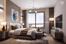 豪华型140平米四室四厅工业风风格卧室装修图片大全