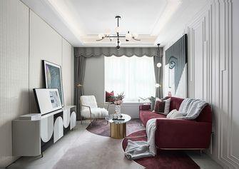 经济型80平米三法式风格客厅装修案例