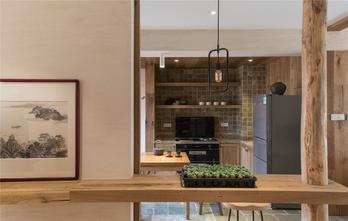 富裕型90平米三室一厅日式风格客厅装修图片大全