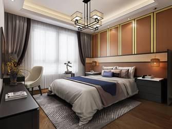 120平米四室两厅中式风格卧室图