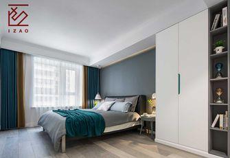 5-10万100平米北欧风格卧室装修案例