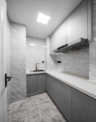 5-10万70平米一室一厅北欧风格厨房图