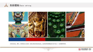 东南亚风格其他区域装修案例