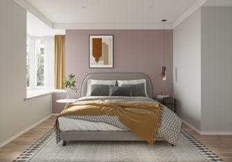 20万以上120平米四室两厅现代简约风格卧室装修案例
