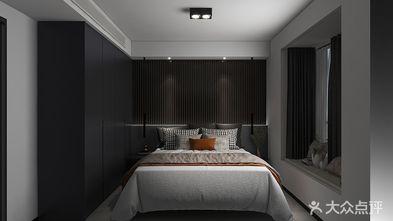 10-15万50平米公寓现代简约风格卧室装修图片大全