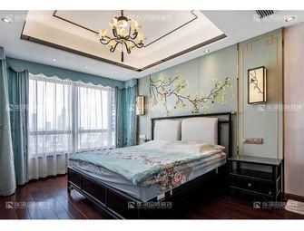 豪华型140平米四室三厅中式风格卧室装修图片大全