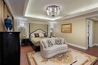 20万以上130平米三室两厅欧式风格卧室图片大全