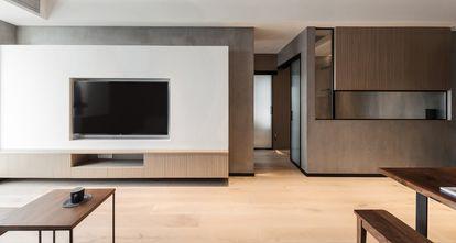 富裕型140平米三室两厅法式风格玄关图