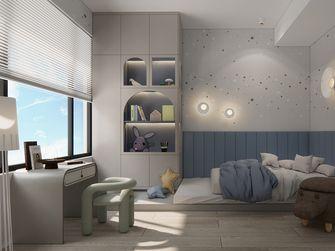中式风格青少年房装修效果图