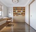 100平米三田园风格卧室设计图